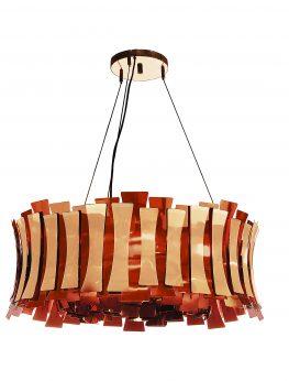 ETTA Round suspension lamp
