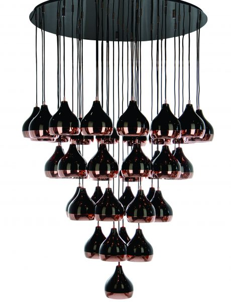 hanna chandelier suspension lamp