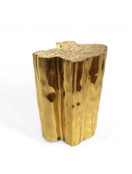 Eden Side Table Gold