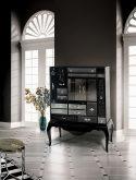 Mondrian Bar Cabinet