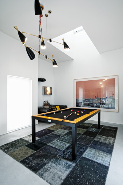 Vineyard Villa's Games Room