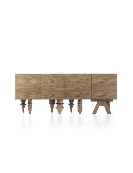 Walnut Nature Cabinet Multileg
