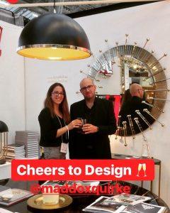 Dean Ford at 100 Percent Design